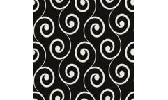 Samolepicí pěnové čtverce  Curls 54703 Spirály