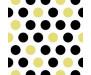 Samolepicí pěnové čtverce Dots 54706 Puntíky