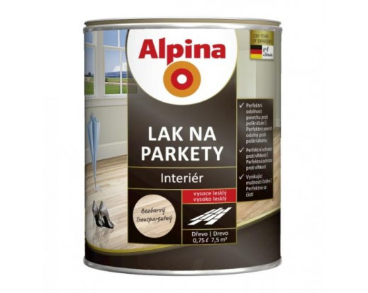 Alpina lak na parkety