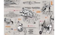 Fototapeta Hvězdné války 8-493