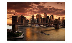 Vliesová fototapeta New York 0002