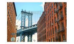 Vliesová fototapeta Most v Manhattanu 0012