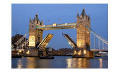 Vliesová fototapeta Tower Bridge v noci 0021