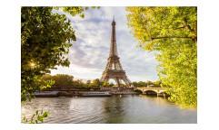 Vliesová fototapeta Seina v Paříži 0028