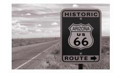 Vliesová fototapeta Silnice 66, 0033