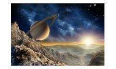 Vliesová fototapeta Vesmír 0187