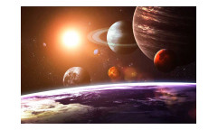 Vliesová fototapeta Sluneční soustava 0188