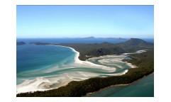 Vliesová fototapeta Pláž z výšky 0202