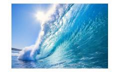 Vliesová fototapeta Vlny 0214