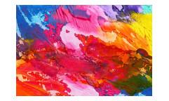 Vliesová fototapeta Abstraktní malba 0268