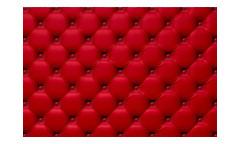 Vliesová fototapeta Červený potah 0270
