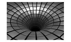 Vliesová fototapeta 3D stříbrná propast 0278