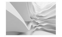 Vliesová fototapeta 3D futuristická vlna 0295
