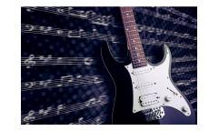 Vliesová fototapeta Elektrická kytara 0304