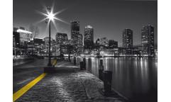 Fototapeta Noční nábřeží FT 1317, FTN 2467