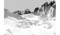 Fototapeta Icefields, Hory 8-208