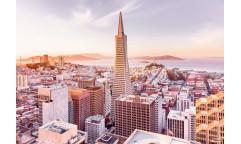 Fototapeta San Francisco Morning 8-535