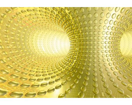 Fototapeta Lounge, Zlatá abstrakce 8-707