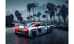 Fototapeta Audi R8 L.A. 8-742