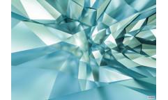 Fototapeta 3D Crystal Cave, Abstrakce 8-879