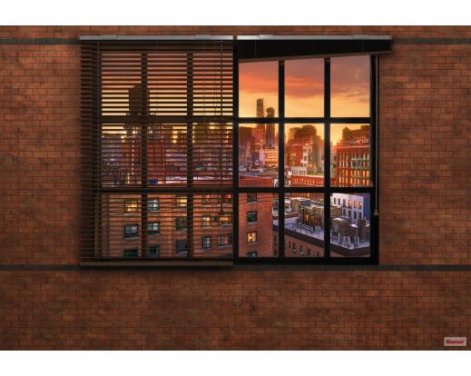 Fototapeta Brooklyn Brick, Výhled na město 8-882