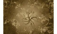 Fototapeta Gold, Zlatá abstrakce 8-703