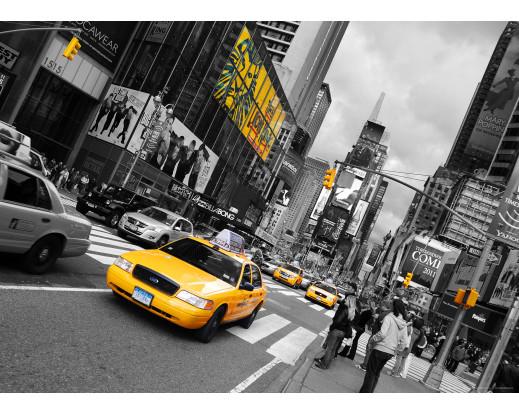 Fototapeta Žlutý taxík FTN 2626