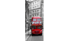 Fototapeta Červený autobus FT 1512, FTN 2898