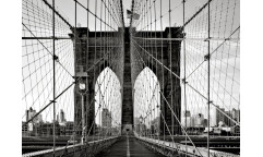 Fototapeta Brooklyn Bridge, Most FT 0858, FTN 2664