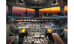 Fototapeta Pilotní kabina FT 0809, FTN 2609