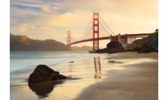 Fototapeta Golden Gate, Most XXL4-054
