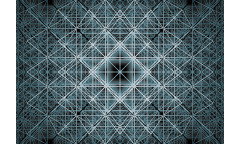 Fototapeta Matrix, Geometrie XXL4-061