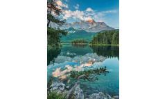 Fototapeta Mirror Lake, Jezero 4-537