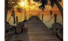 Fototapeta Treasure Island, Ostrov pokladů 8-918
