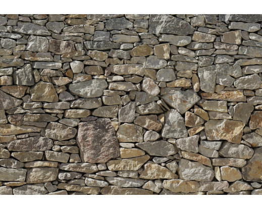 Fototapeta Stone Wall, Kamenná zeď  8-727, 8NW-727