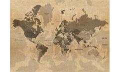 Fototapeta Mapa světa FTN 2683