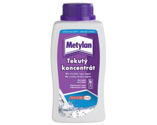 Tekuté lepidlo Metylan - koncentrát na všechny druhy tapet