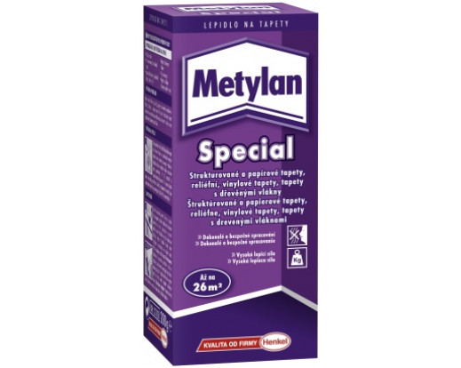 Speciální lepidlo na tapety Metylan Special