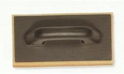Zahlazovací hladítko s potahem - houbová guma