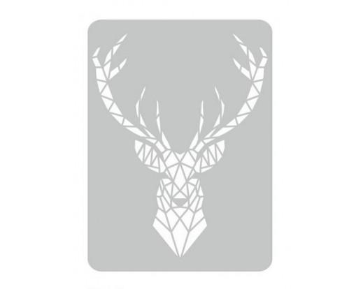 Malířská šablona Deer 94 Jelen