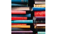 Samolepicí fólie Book Stack - Knížky 11773, 11775