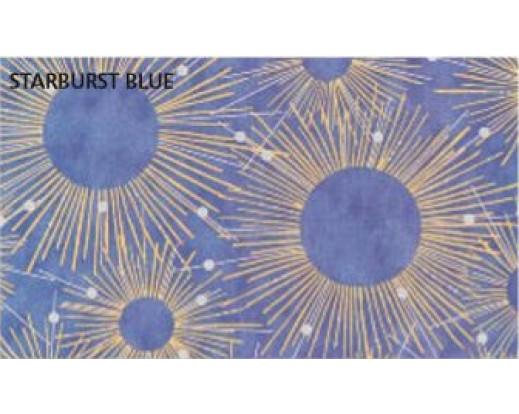 Samolepicí fólie Starburst Blue - Modrá s hvězdami 116082