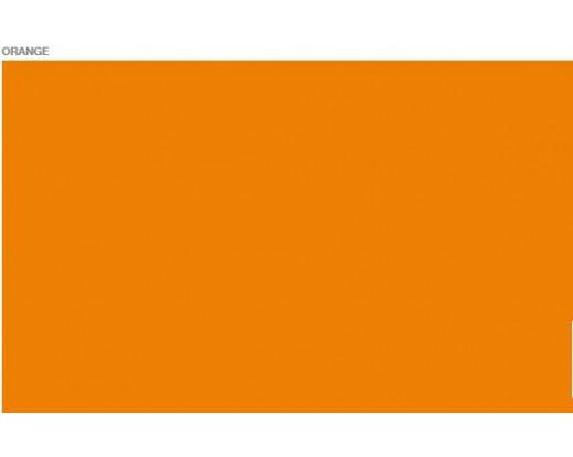 Samolepicí fólie Oranžová matná 12689