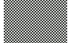 Samolepicí fólie Černobílá šachovnice 200-2044