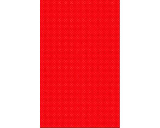 Samolepicí fólie Červená s puntíky 200-3050