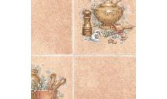Samolepicí fólie Pot Brown - Kachle hnědé 10216