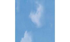Samolepicí fólie Obloha - Bílé mraky 11499