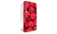 Samolepicí fototapeta na lednici Raspberry, Maliny