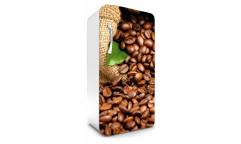Samolepicí fototapeta na lednici Coffee, Káva