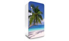 Samolepicí fototapeta na lednici Beach, Pláž